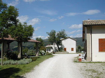 Farmhouse La Castellana