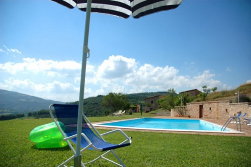 Holiday house Casale Carocci