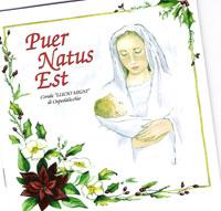 Copertina del cd natalizio del Coro Lucio Migni di Ospedalicchio