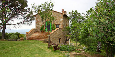 Bed and breakfast la casetta nel bosco a marsciano bed for Casetta nel bosco chicco
