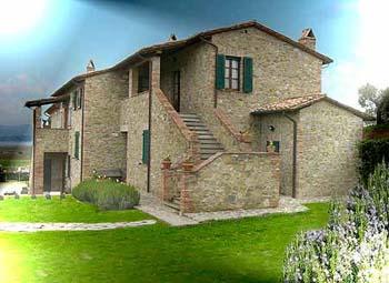 Farmhouse La Mezza Luna Fra Le Mura