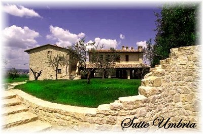 Bed and breakfast Suite Umbria